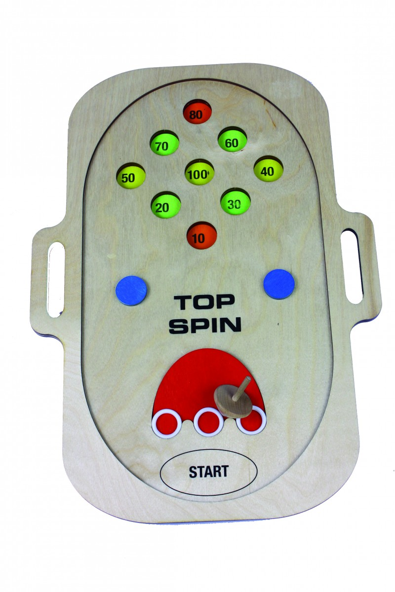 TOP SPIN 1