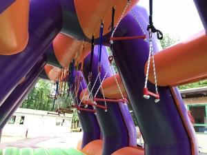 trapeze interieur