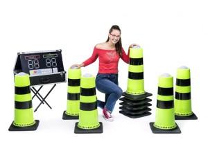 cones interactifs